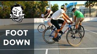 Bike Game - How to Play Footdown