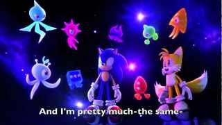 Sonic + Friends: High School Never Ends (with lyrics)