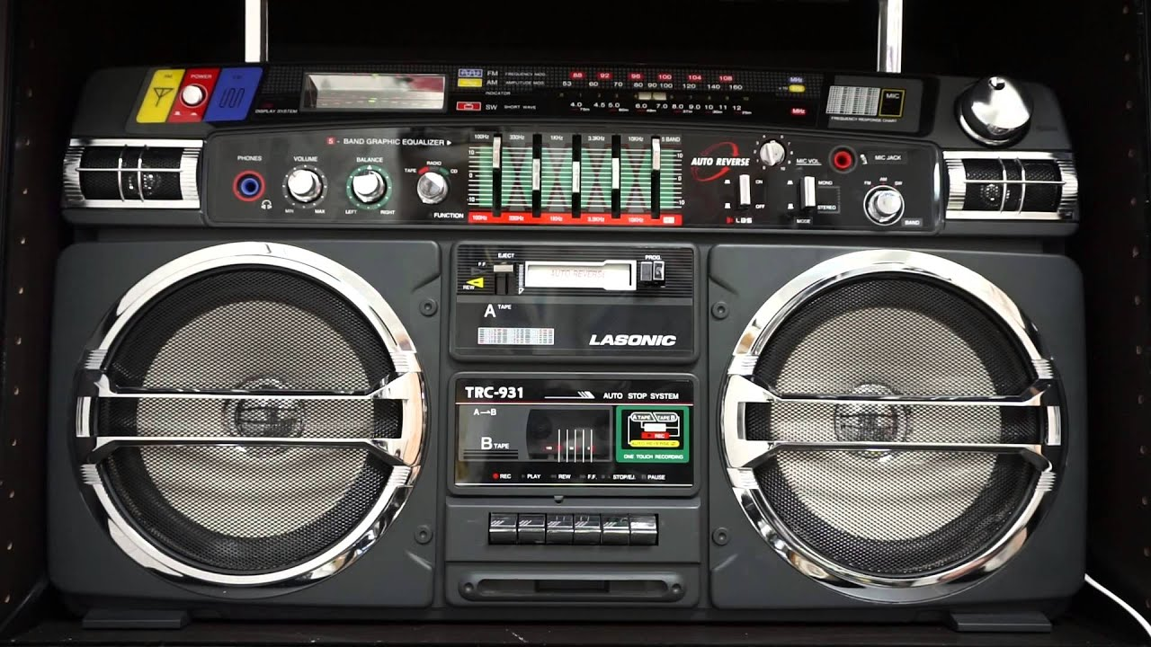 Related keywords suggestions for lasonic boombox - Lasonic ghetto blaster i931x ...