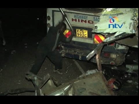 Owner of bus involved in Soysambu accident claims it was stolen