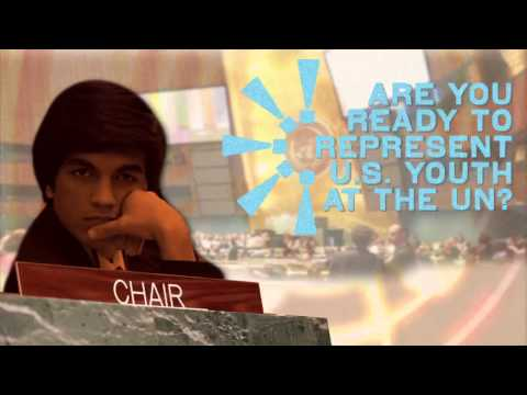 U.S. Youth Observer at the UN