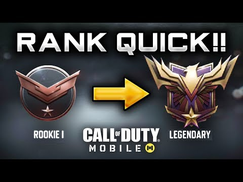 How To Rank Up FAST!! (10 Pro Tips And Tricks!) | Call Of Duty Mobile | CODM