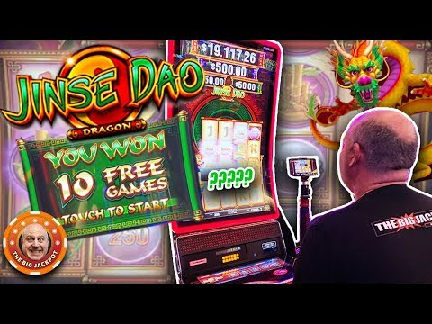 🔥SO MANY JACKPOT$! 🔥Will Jinse Dao EVER STOP PAYING?! 🤔