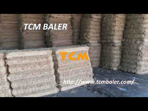 How to make packing material from sisal fiber