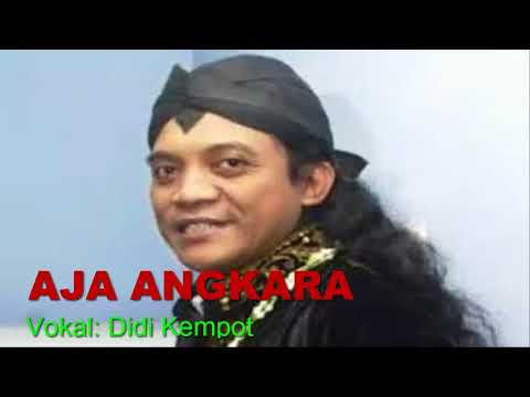 Aja Angkara-Didi Kempot-Lagu religi