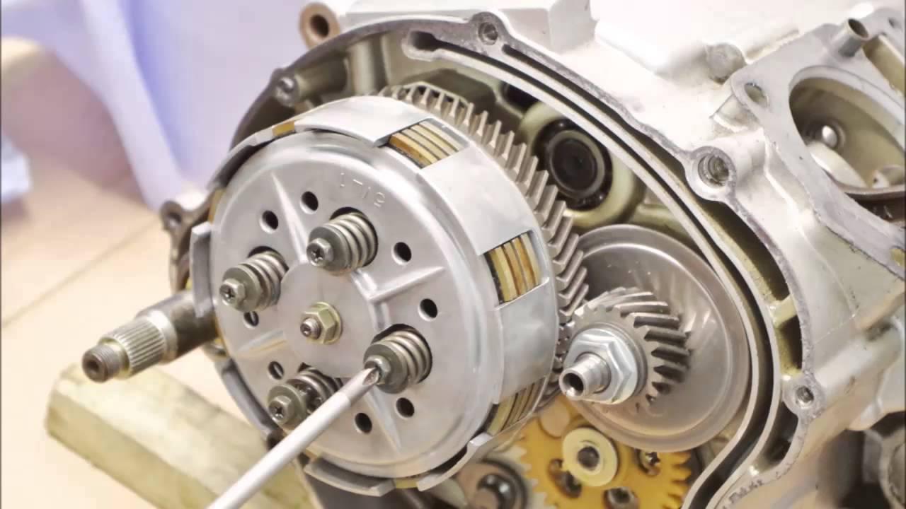 Yamaha Clutch Puller