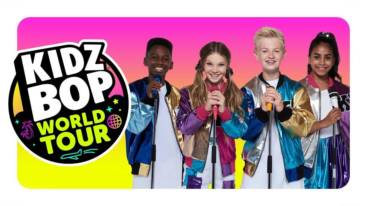 kidz bop 2020 tour