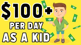 How To Make Moฑey Online For FREE As a Kid Or Teenager (MUST SEE!)