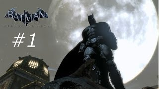Batman: Arkham Origins - PC Gameplay Walkthrough Part 1 HD