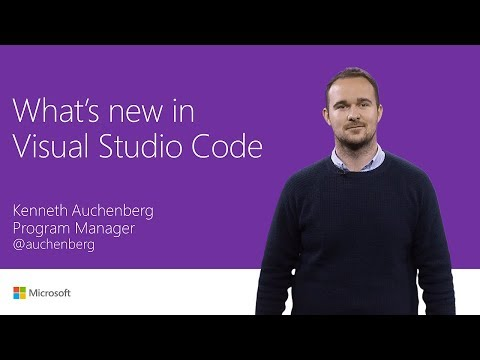What's new in Visual Studio Code