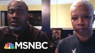 George Floyd's Family Speaks Out As Outrage Over His Death Grows | Craig Melvin | MSNBC