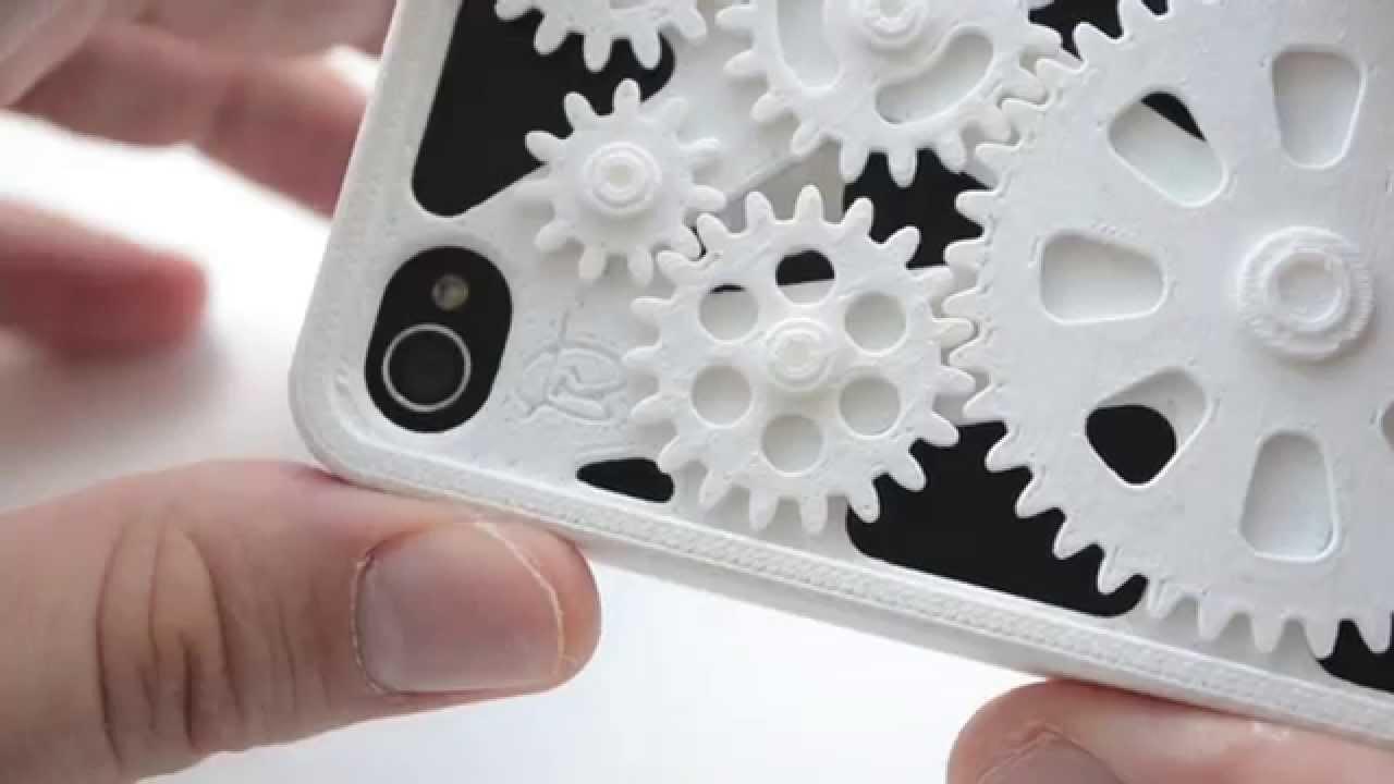 Какие бытовые вещи можно напечатать на 3d-принтере
