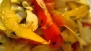 Cooking Result- Rainbow Stir Fry
