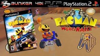 Pac-Man World Rally (Bandai Namco Games)(2006) | PS2 | PSP | GamePlay