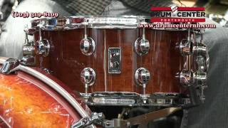 Gambar cover Mapex Black Panther Heritage Series Snare Drum - 6.5x14 - Limited Edition, 1 of 70!