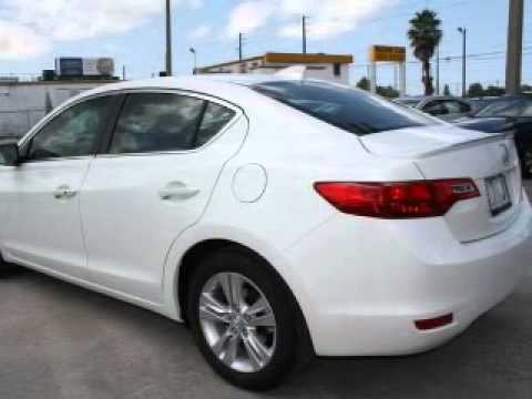2013 Acura ILX Hybrid - Clearwater FL - YouTube