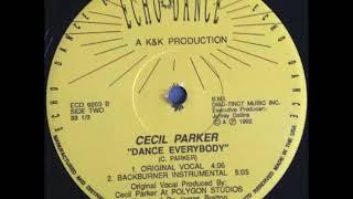 Cecil Parker - Dance Everybody (Backburner Instrumental)