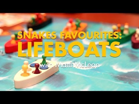 Snakes Favourites: Lifeboats