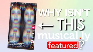 Why wasn't this FEATURED Musical ly?? || Halohayley || thumbnail