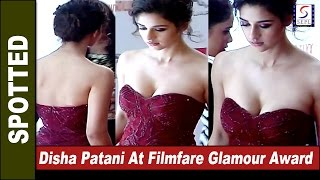 Very S**XY Disha Patani At Absolut Elyx Filmfare Glamour & Style Awards 2016