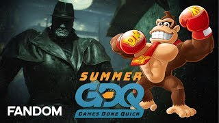 Best Moments Sgdq 2019 - Summer Games Done Quick Cram It