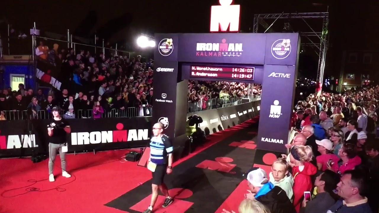 Malgang Ironman Kalmar 2019 Kort Youtube