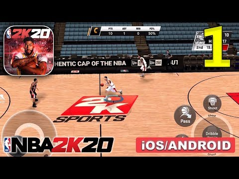 NBA 2K20 V94.0.1 For Android IMAGES
