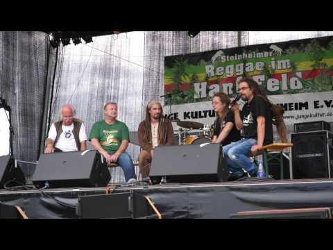 Reggae im Hanf-Feld 2017 - Diskussionsr. Cannabis-Patienten und i. erfah. mit dem neuen Gesetz