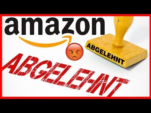 Amazon Lehnt Zahlungsart Bankeinzug Bei Mir Ab ! Nur Noch Kreditkarte ? Schikane + Frechheit