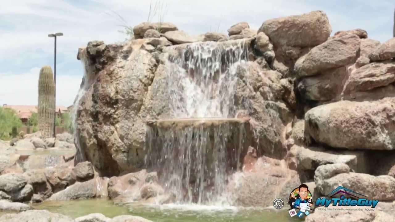 Las Sendas Mesa Az Golf Master Planned Community