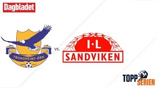Trondheims-Orn vs Sandviken full match