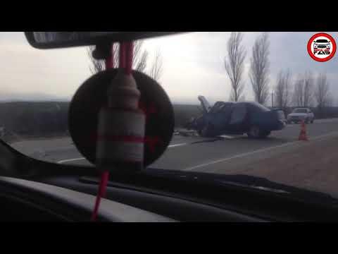 Авария перед Первомайкой. 11.03.2019г