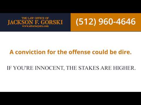 Austin Cocaine Possession Lawyer • The Law Office of Jackson