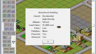 Let's Play SimCity 2000 #3 - Meet the Advisors!