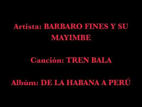 """BARBARO FINES Y SU MAYIMBE TREN BALA Dj """"CUMBANCHERO""""Madrid"""