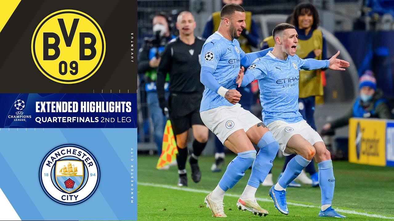 Dortmund vs. Man City Live Stream: Watch Champions League ...