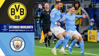 Borussia Dortmund vs. Manchester City: Extended Highlights | UCL on CBS Sports