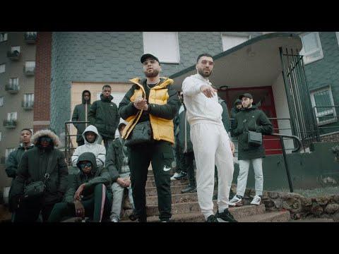 Смотреть клип Glk X Kelle - Pas Le Choix