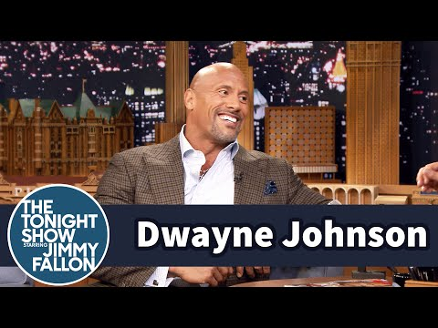 Dwayne Johnson Face Swaps a YouTube Dancer in Central Intelligence fragman