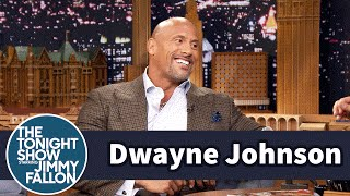 Dwayne Johnson Face Swaps a YouTube Dancer in Central Intelligence