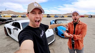 I LOST MY R8 TO THE VLOG SQUAD