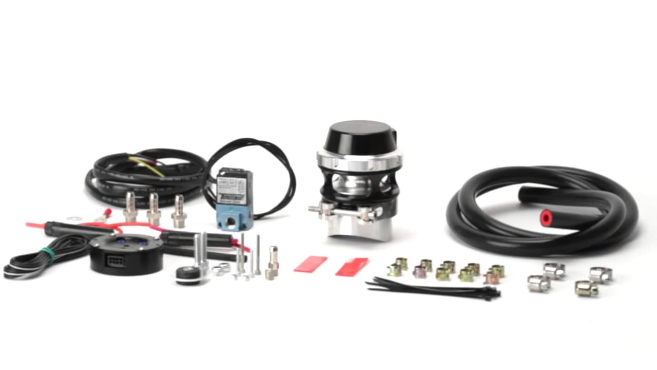 Turbosmart Blow-Off Valve Controller Kit Diesel BOV Turbo