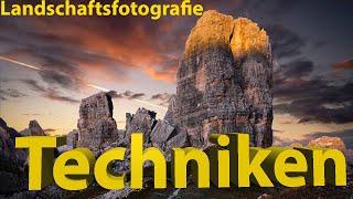 Weiderféierend Techniken an der Landschaftsfotografie - Theorie 1 (LUX)
