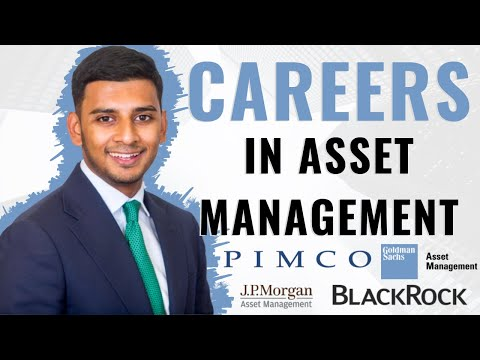 Careers in Asset Management (EXPLAINED!)