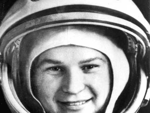 First female cosmonaut in history , Valentina Tereshkova