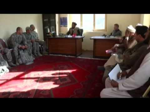 Budgeting in Nuristan, Afghanistan