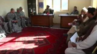 Budgeting in Nuristan, Afghanistan