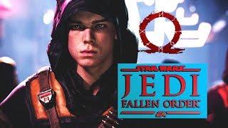 Первый Взгляд на Star Wars Jedi: Fallen Order - от создателя God of War
