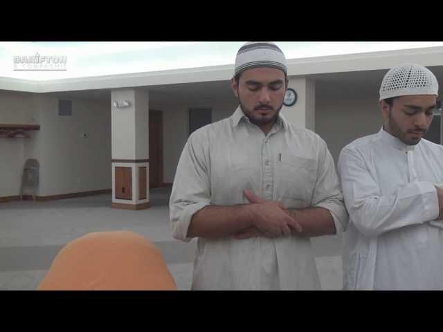 Les choses à ne pas faire à la mosquée  [ Court métrage éducatif ]