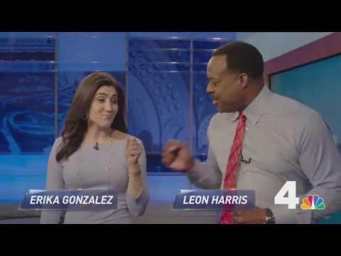 Leon Harris first NBC News promo
